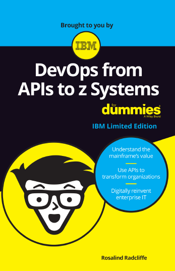 DevOps from API's to z Systems