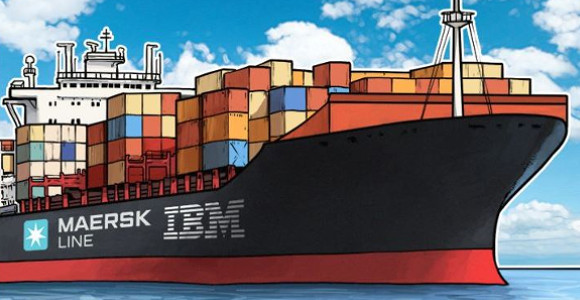 Maersk and IBM to Form Joint Blockchain Venture