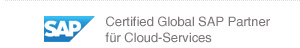 Certified Global SAP Partner für Cloud-Services