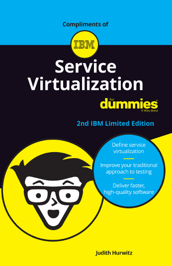 Service Virtualization for Dummies - 2nd IBM Limited Edition
