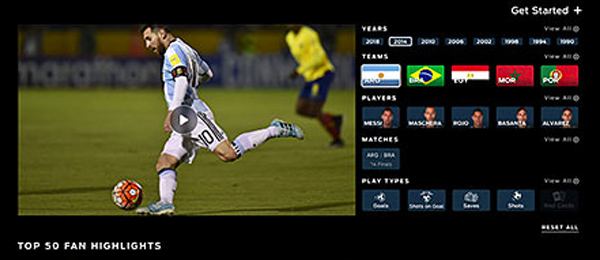 IBM and FOX Sports bring fans the best of the World Cup
