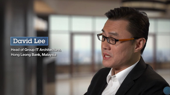 Case Study: Hong Leong creates customer-centric banking that quickly deliver products to market.
