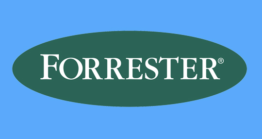 The Forrester Research logotype