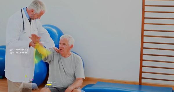 感知人体动作,改善健康状况