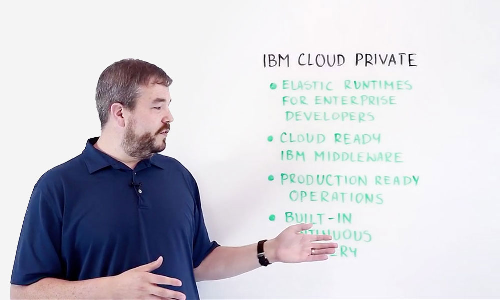 IBM CLOUD PRIVIATE