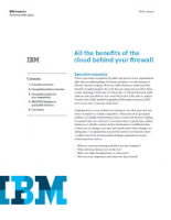 Thumbnail of private cloud white paper cover