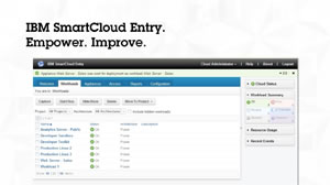 IBM SmartCloud Entry. Empower. Improve.