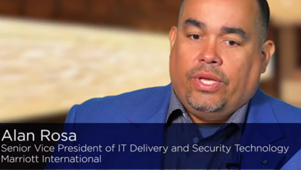 Alan Rosa Senior Vice President of IT Delivery and Security Technology Marriott International