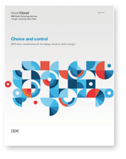 IBM SmartCloud Choice and control PDF (PDF, 240KB)