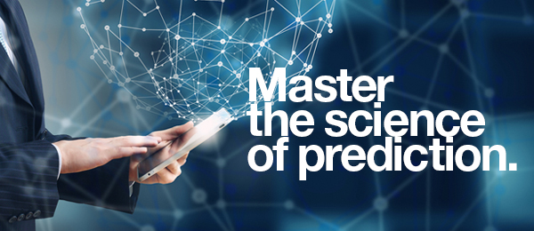 Master the science of prediction.