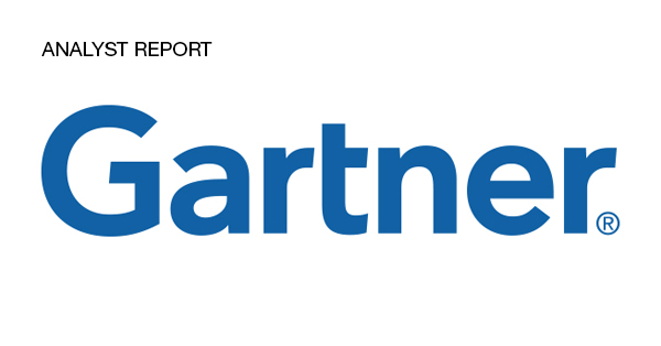 ANALYST REPORT Gartner