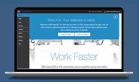 IBM dashDB