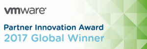 VMware、Partner Innovation Award、2017 Global Winner