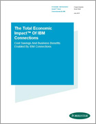 The Total Economic Impact of IBM Connections