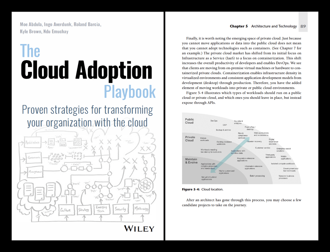 Proven Strategies for Transforming Your Organization with the Cloud The Cloud Adoption Playbook