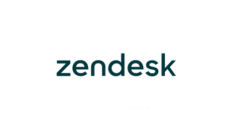 Coming in 2020, zendesk logo
