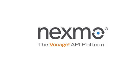 Nexmo logo - The Vonage API Platform