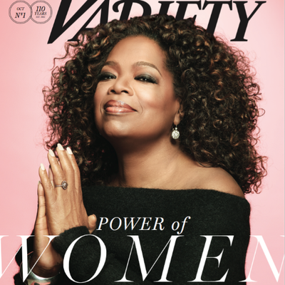image of Oprah W