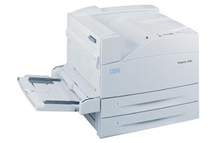 IBM Infoprint 1585 (MT 4539) provides fast monochrome ledger