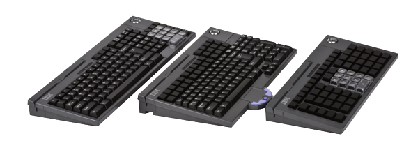 Ibm Surepos 700 System Offers New Point Of Sale Keyboards