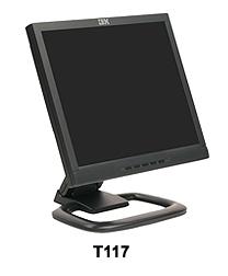New TFT flat panel displays and CRT monitors enhance