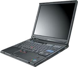 new ibm thinkpad t42 notebooks feature new fingerprint and intel pro rh www 01 ibm com ibm thinkpad t42 user manual Linux IBM ThinkPad T40