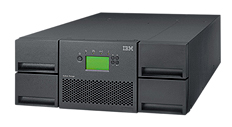 IBM System Storage TS3200 Tape Library
