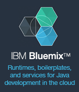 IBM Bluemix. Runtimes, boilerplates, and services for Java development in the cloud