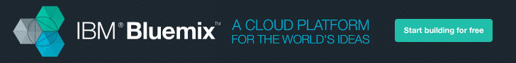 IBM Bluemix: A cloud platform for the world's ideas. Start building!