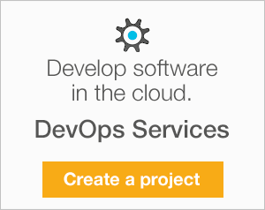 Develop software in the cloud.  JazzHub.  Create a project