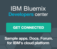 Codename: BlueMix. Developers community. Get connected: Sample apps, Docs, Forum for IBM's cloud platform.