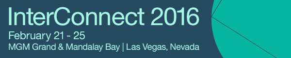 Register for InterConnect 2016