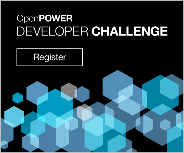 OpenPOWER Developer Challenge.