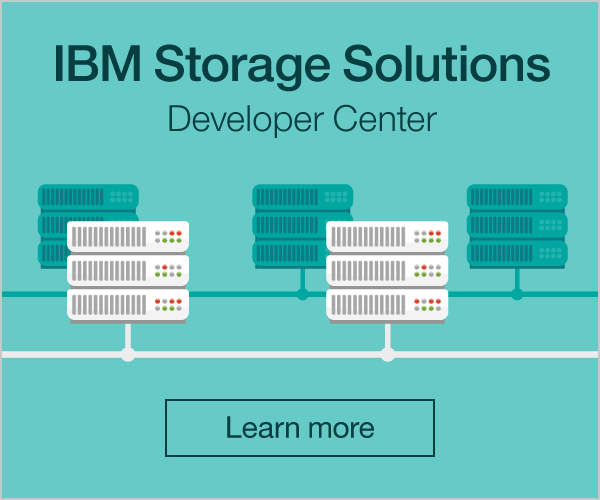 IBM Storage Solutions Developer Center. Learn