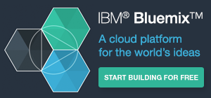 IBM Bluemix, the cloud platform for the world's ideas