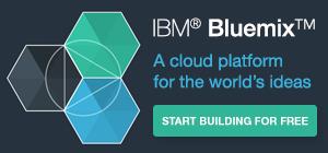 体验 IBM 公有云 Bluemix