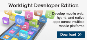 IBM Worklight Developer Edition download