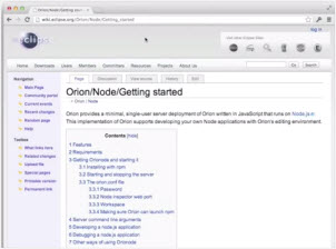 Video: Installing the Node.js version of Orion on