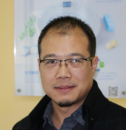 author photo - Xu Chunlei