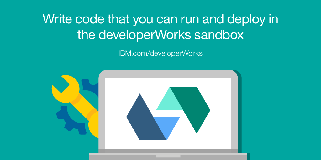 Write runnable and deployable code for the IBM Cloud
