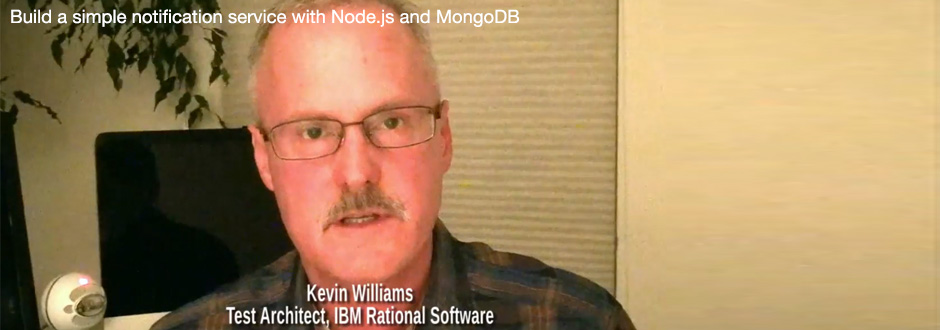 Video: Build a simple notification service with Node.js
