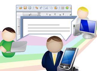 Docs: Info zu Co-Editing in Arbeitsblättern