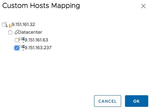 Creating and mapping a new storage volume (LUN)