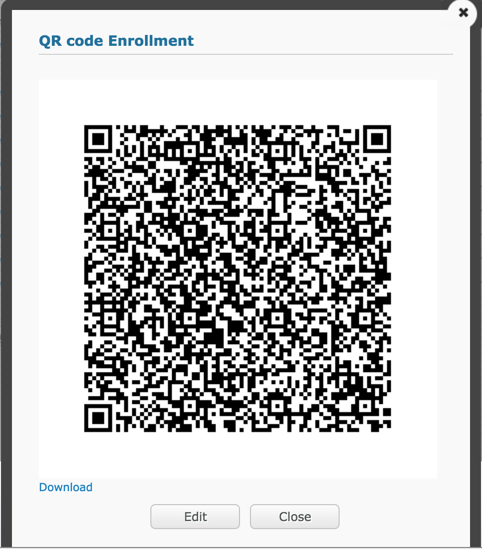 QR code activation for Android Enterprise Device Owner (DO) mode