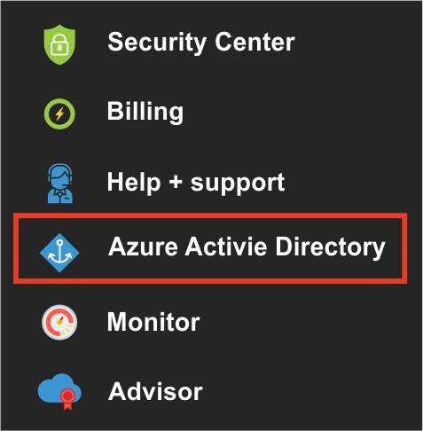 Configuring Azure Active Directory as an identity provider