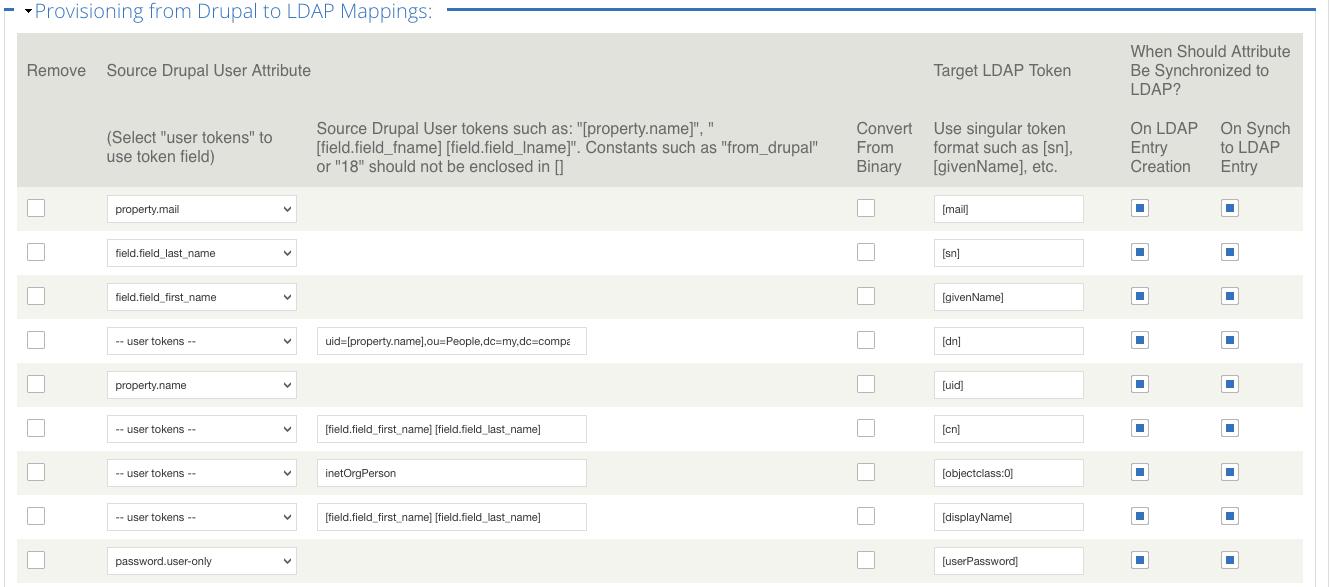 Tutorial: Configuring writable LDAP in the Developer Portal