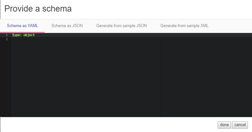 Tutorial: Mapping JSON Content