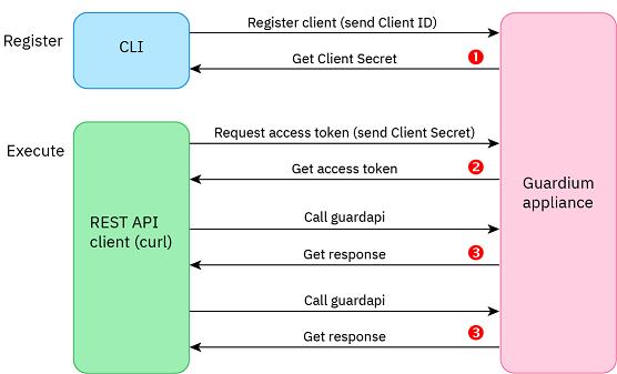 Guardium REST API