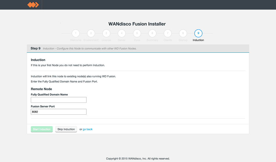 Installation - WD Fusion User Guide