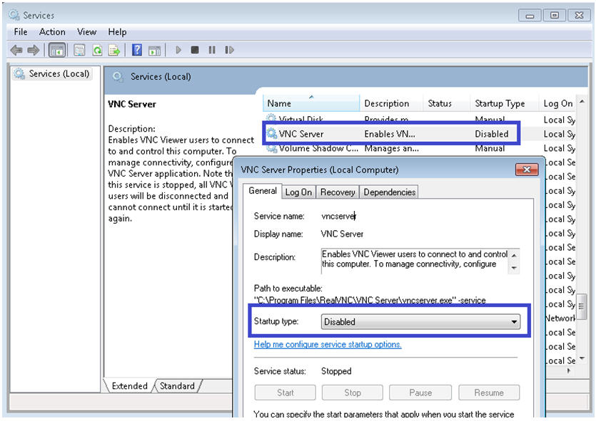 Preparing the Windows LSF server host to run remote applications